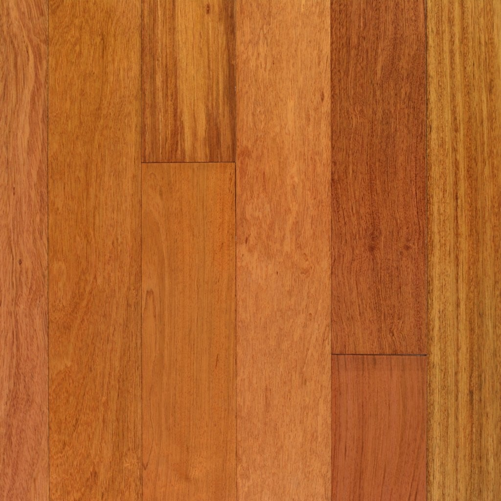Hardwood canada brazilian cherry jatoba natural aa for Hardwood floors toronto