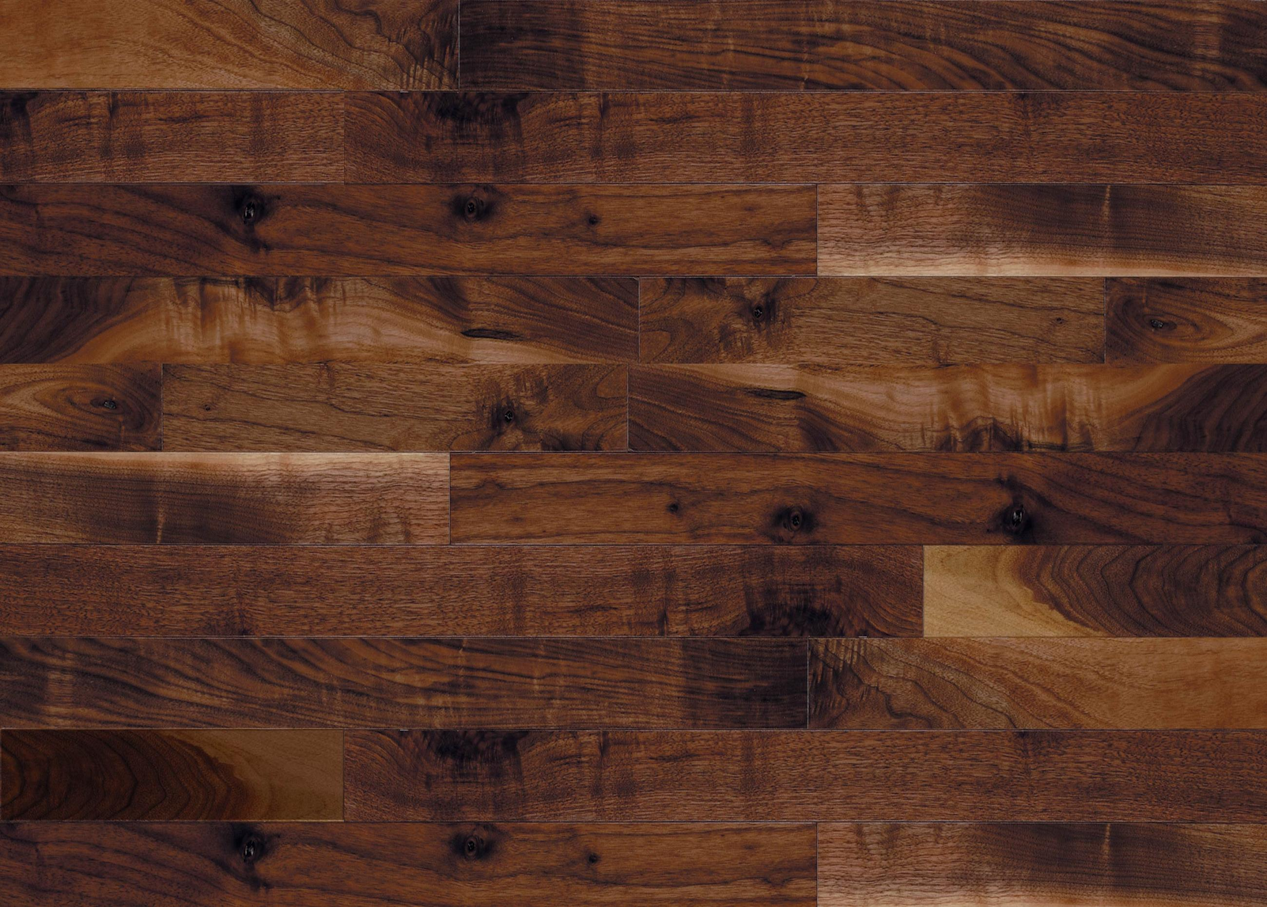 Lauzon Ambiance Collection Black Walnut Natural Aa
