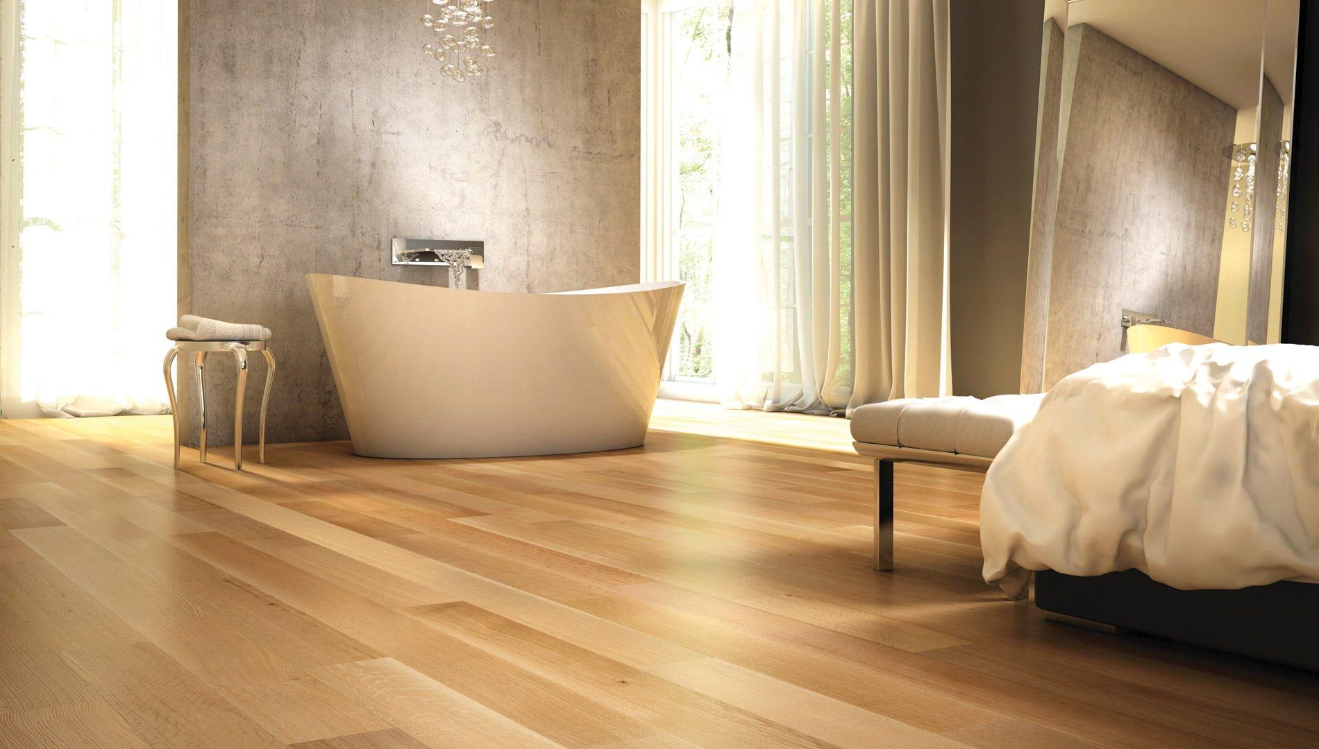 Lauzon Designer Collection Hamptons Series White Oak Natural