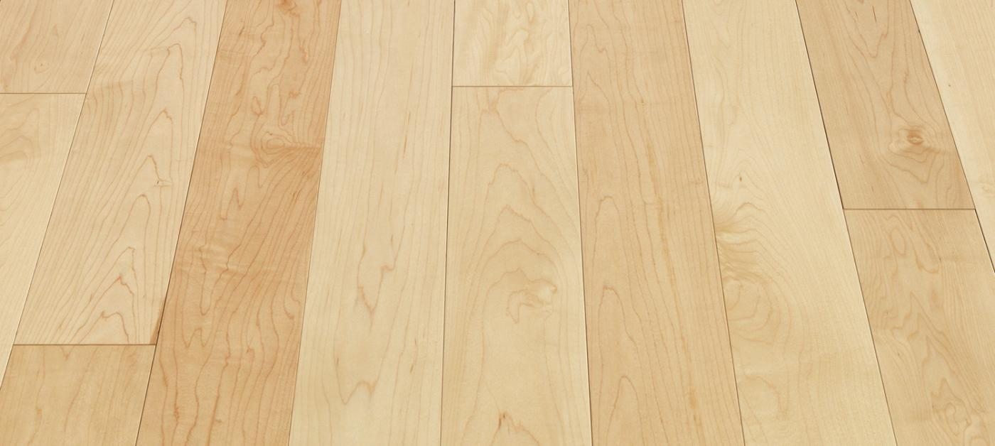 Preverco Hard Maple Natural Nuance 4 1 4 Quot X 3 4 Quot Aa