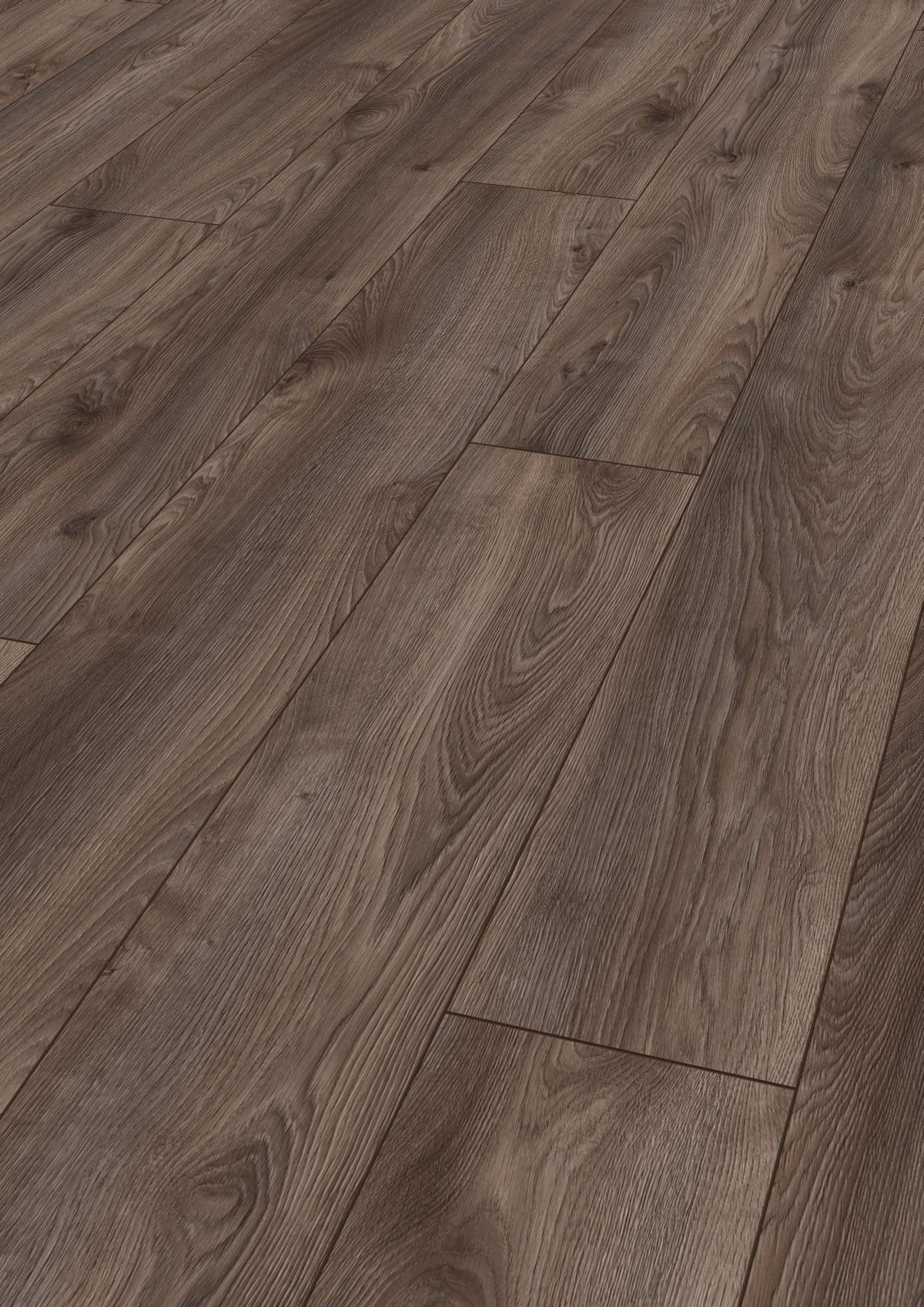 Kronotex mammut plus macro oak brown aa floors toronto for Mammut laminate flooring