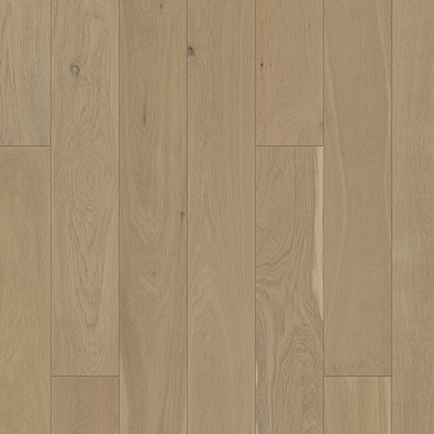 Kraus Flooring Touch Of Euro Collection Vanilla Taupe Oak