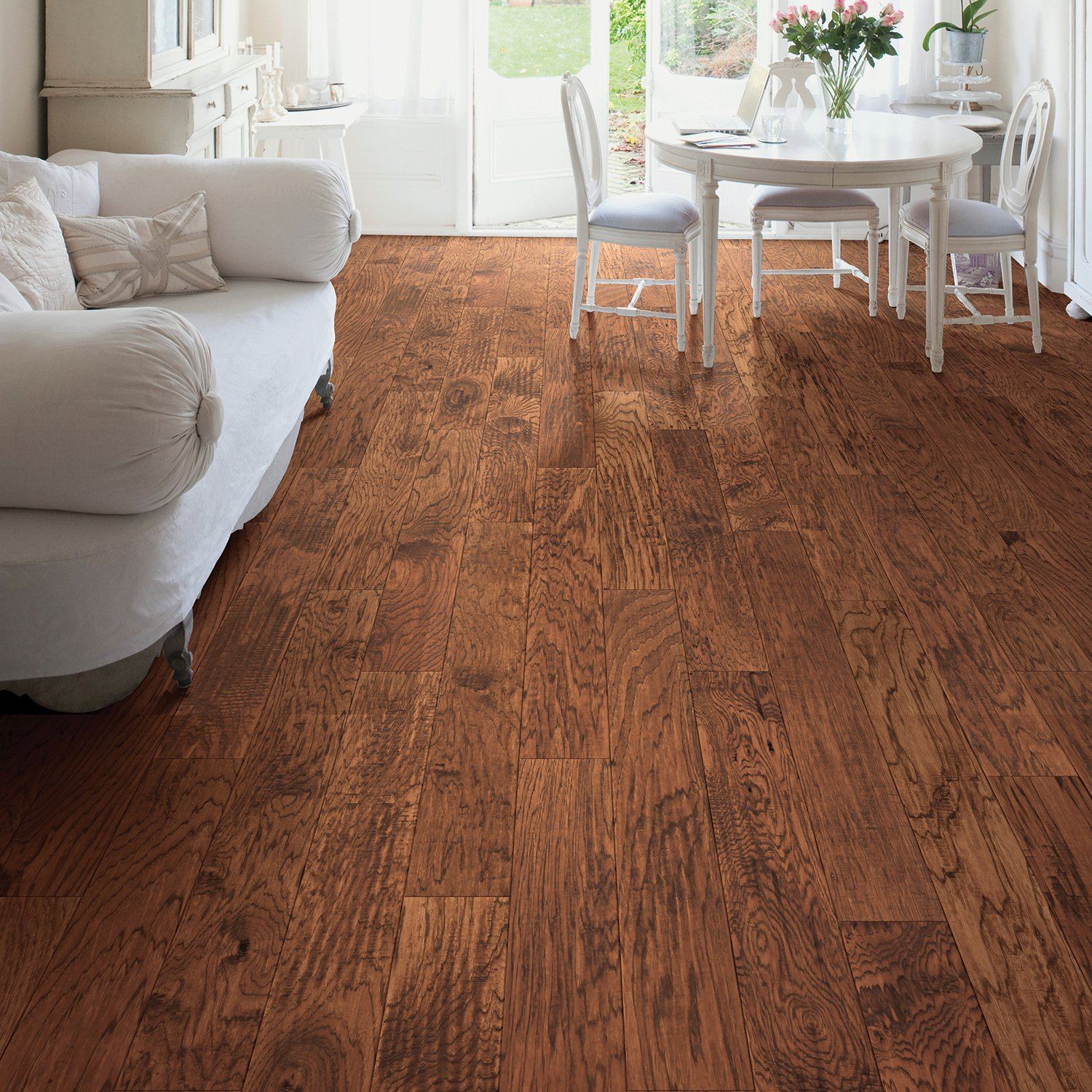 Kraus Flooring Halton Hickory Collection Chestnut Hickory