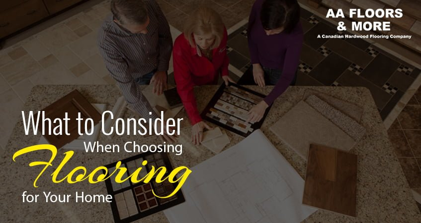 Choose Flooring