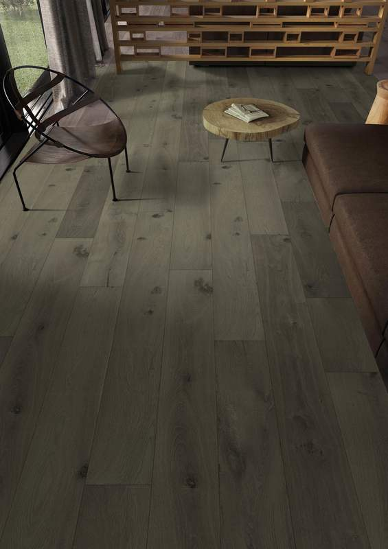Fuzion Northern Retreat Collection Euro Oak Lady Gray