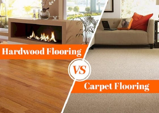 Hardwood Flooring Vs Carpet The Pros and Cons