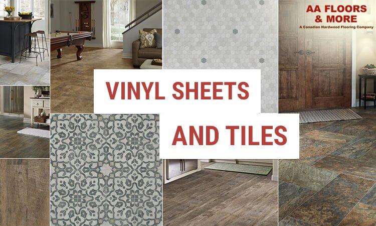 Comparing Sheet Vinyl vs. Vinyl Tile Flooring - AA Floors