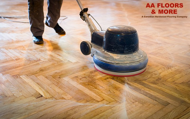 Things to Know before Refinishing Old Hardwood Flooring