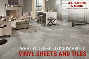 Vinyl sheet flooring VS Vinyl tiles - Everything You Should Know