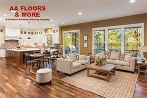 How to Choose Between Laminate & Engineered Hardwood Flooring