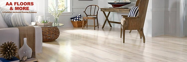 Paper Birch Hardwood Flooring