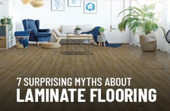 7 surprising myths about laminate flooring