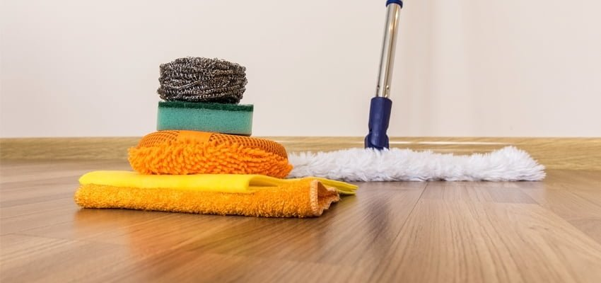 Maintaining Vinyl Flooring 9 Clever Hacks You Need to Know01