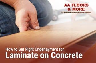 Preparing the Concrete Subfloor