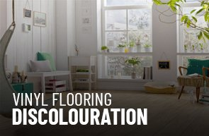 Why Does Vinyl Flooring Discolour and How to Prevent It