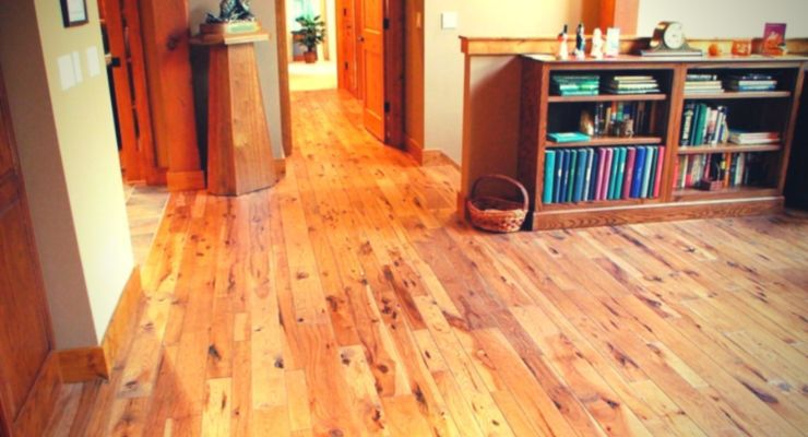 Hickory Flooring Advantages