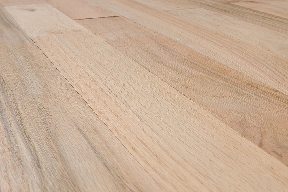 Unfinished Hardwood Flooring Advantages