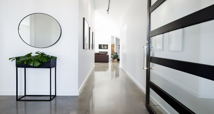 Concrete Floors at Home